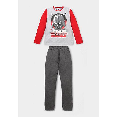 Star Wars Schlafanzug Gr. 140 Jungen Kinder | 04060617018870