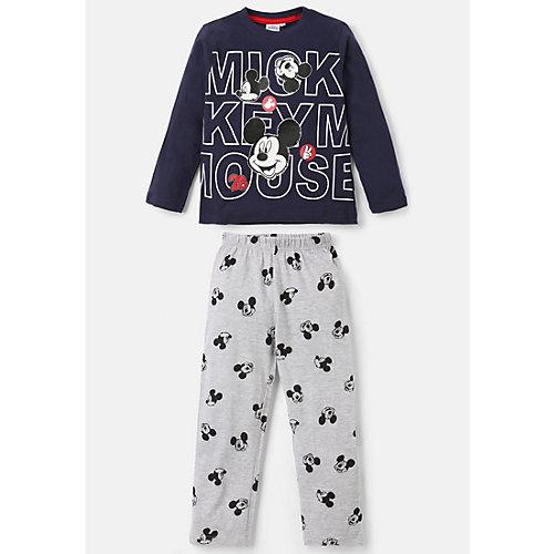Disney Disney Mickey Schlafanzug Gr. 110 Jungen Kleinkinder | 04060617018689
