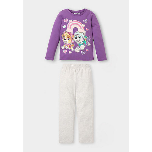 Paw Patrol Schlafanzug Gr. 128 Mädchen Kleinkinder | 04060617004262