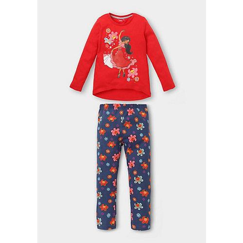 Disney Elena von Avalor Schlafanzug Gr. 104 Mädchen Kleinkinder | 04060617021535
