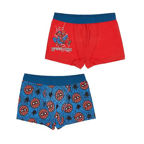 Spider-Man Boxershorts Gr. 140 Jungen Kinder | 04056085846985