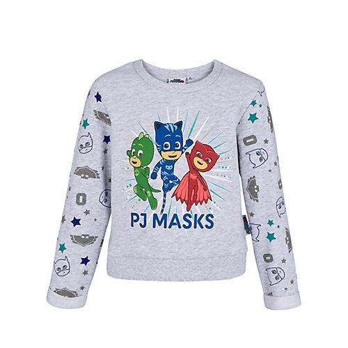 PJ Masks Pyjamahelden Sweatshirt Gr. 104 Mädchen Kleinkinder | 04060617024499
