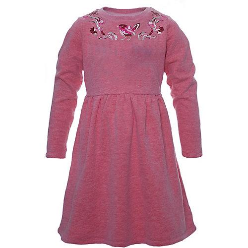 REVIEW for Kids Kinder Sweatkleid mit Pailletten Gr. 140 Mädchen Kinder | 04061449315410