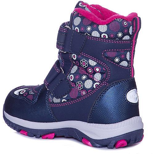 Утепленные ботинки Kapika - fuchsia-kombi от Kapika