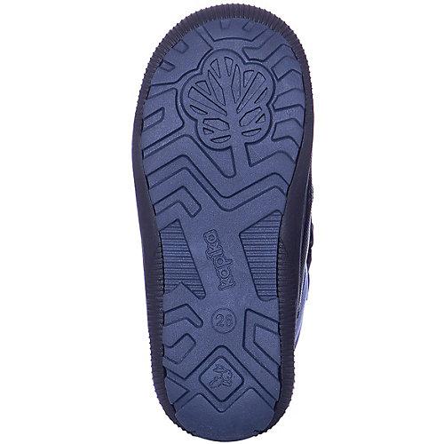 Утепленные ботинки Kapika - синий/зеленый от Kapika
