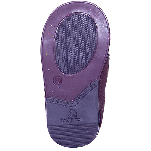 Ботинки Kapika - фиолетовый от Kapika