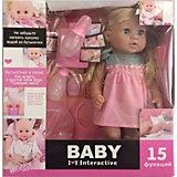 Кукла Devik Toys «Доченька»