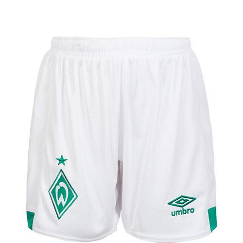 Kinder Shorts SV Werder Bremen Home 2018/2020 Gr. 146 | 05054885553477