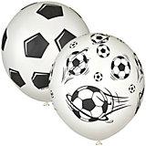"""Воздушные шары Latex Occidental """"Футбол"""" 25 шт, пастель"""