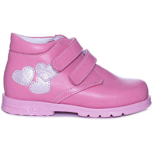 Ботинки Тотто для девочки