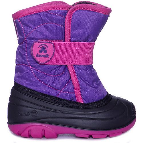Сноубутсы Kamik Snowbug3 - фиолетовый от Kamik