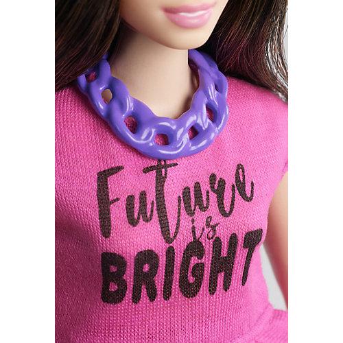 """Кукла Barbie """"Игра с модой"""" в розовом топе и красных шортах, 29 см от Mattel"""