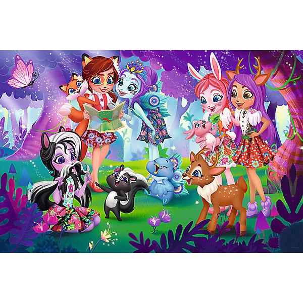 Puzzle Teile 100 Teile Puzzle - Enchantimals, Enchantimals 4739a2
