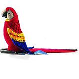 Попугай Ара красный Hansa, 72 см