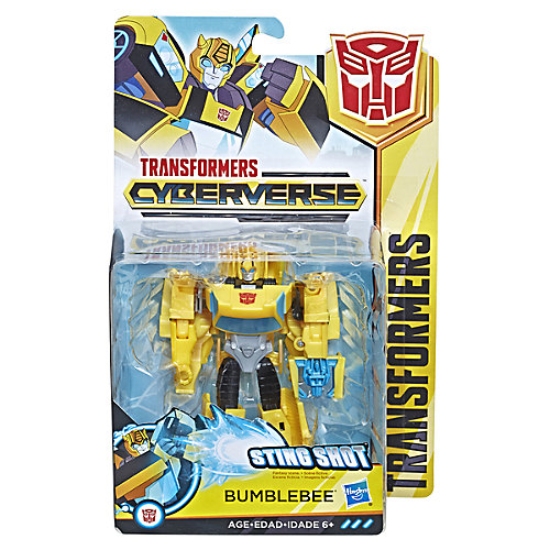 """Трансформеры Transformers """"Кибервселенная"""" Бамблби, 14 см от Hasbro"""
