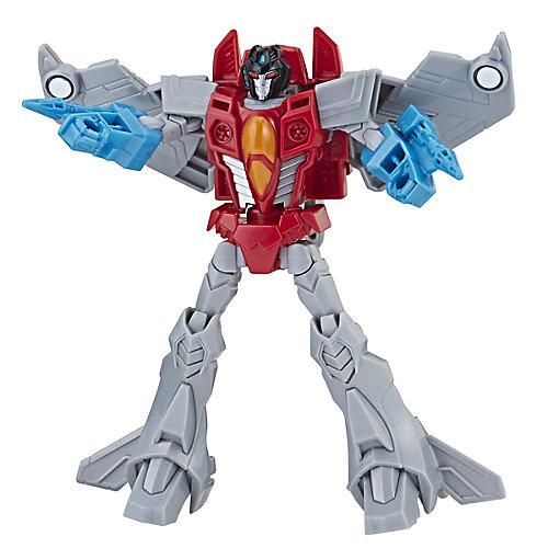 """Трансформеры Transformers """"Кибервселенная"""" Старскрим, 14 см от Hasbro"""