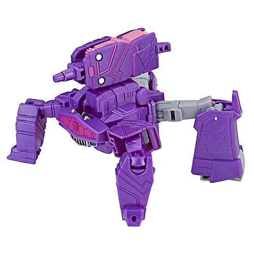 """Трансформеры Transformers """"Кибервселенная"""" Шоквейв, 14 см от Hasbro"""