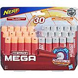 Стрелы для бластера Nerf Mega Комбо, 30 шт