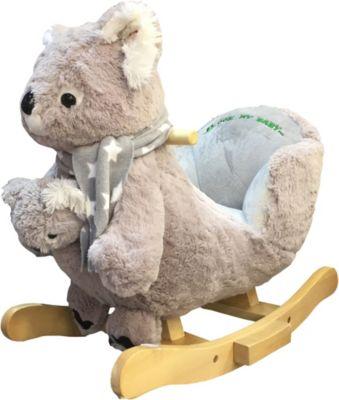 knorr-baby Schaukeltier Schaukelpony Bella Holzspielzeug