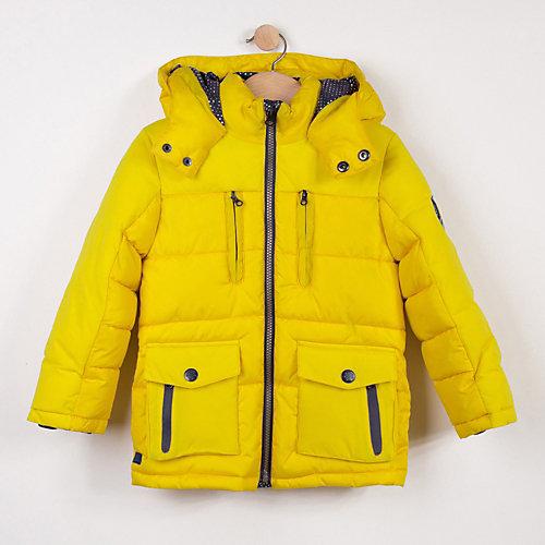 Утепленная куртка Catimini - желтый от Catimini