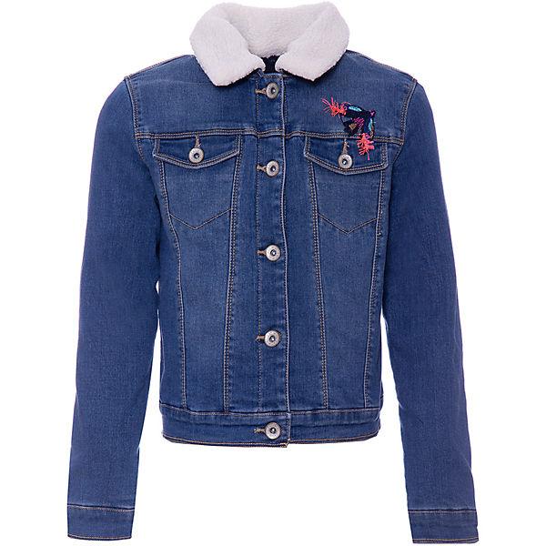 Джинсовая куртка Catimini для девочки