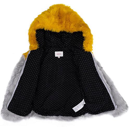 Утепленная куртка Catimini - серый от Catimini