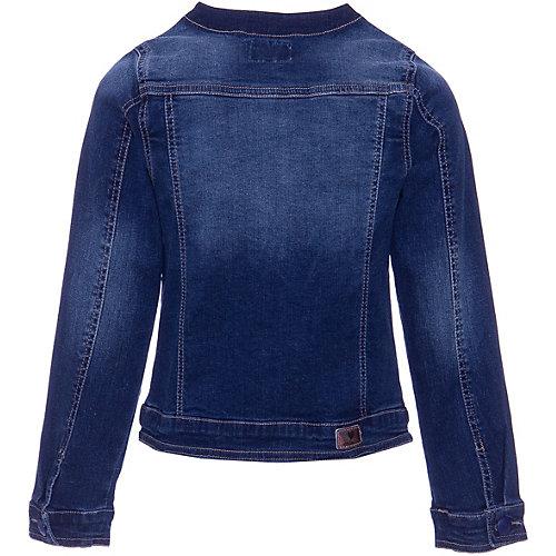 Джинсовая куртка Catimini - индиго от Catimini