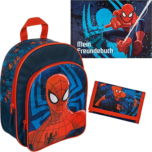 Spider-Man Fan-Paket, 3-tlg.