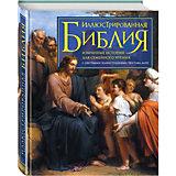 """Религия """"Иллюстрированная Библия"""" Избранные истории для семейного чтения"""