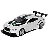 Коллекционная машинка Технопарк Bentley Continental GT3, 1:43