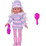 Кукла Карапуз в зимней одежде, в ассортименте