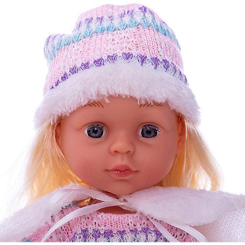 Кукла Карапуз в зимней одежде от Карапуз