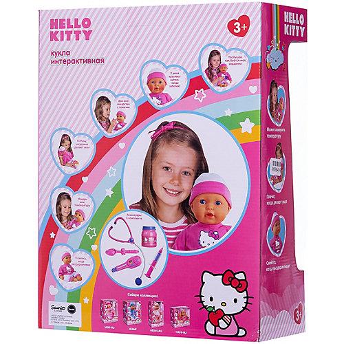 Кукла-пупс Карапуз Hello Kittyс набором доктора,  40 см, 9 функций от Карапуз