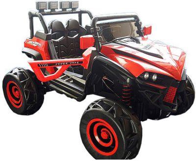 Детский электромобиль Hebei G-Force Super Star, красный
