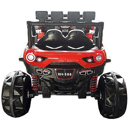 Детский электромобиль Hebei G-Force Super Star, красный от Hebei