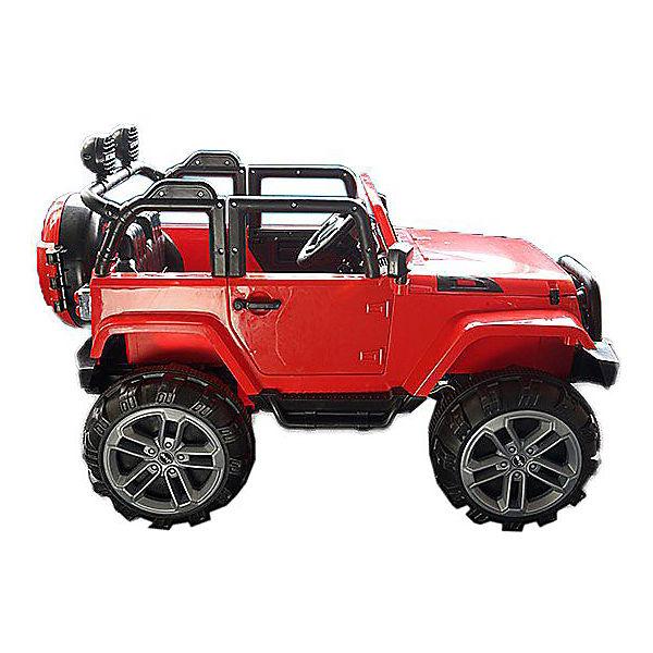 Детский электромобиль Hebei Jeep, красный