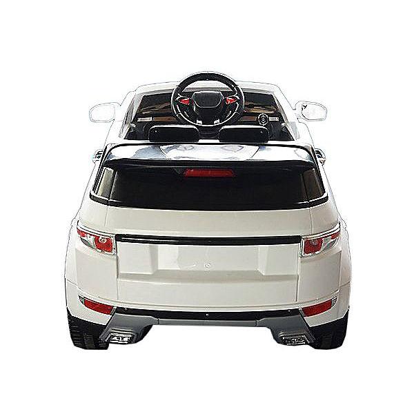 Детский электромобиль Hebei Land Rover, белый