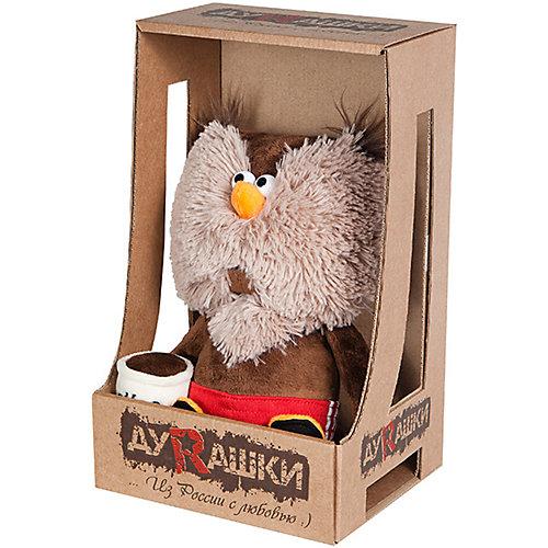 Мягкая игрушка ДуRашки  Сова & Coffee от ДуRашки