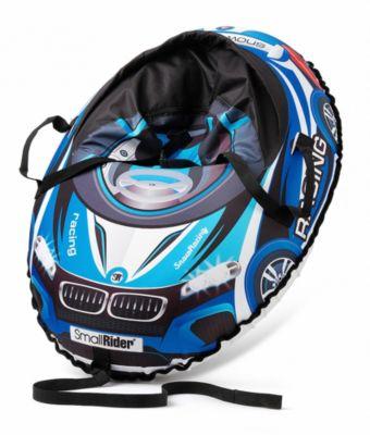 Тюбинг с сиденьем Small Rider Snow Cars 3 ВМ, синие