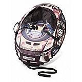 Тюбинг с сиденьем Small Rider Snow Cars 3, сафари камуфляж