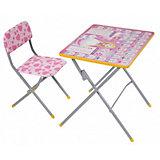 Комплект детской мебели Фея Досуг 301 Принцесса