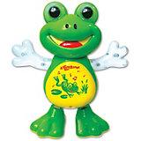 Танцующая лягушка Azbukvarik