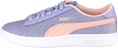 Sneakers low SMASH V2 GLITZ GLAM V PS für Mädchen, PUMA | myToys