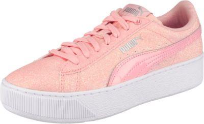 Glitz Vikky Jr MädchenPuma Low Für Sneakers Platform Om0vnwN8