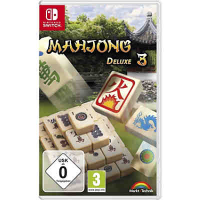 Nintendo Switch Mahjong Deluxe 3