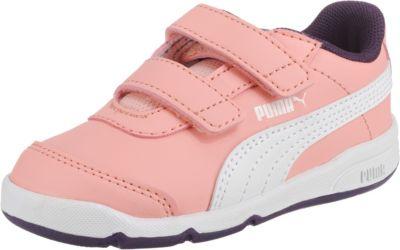 Baby Sneakers Low STEPFLEEX 2 SL V INF für Mädchen, PUMA