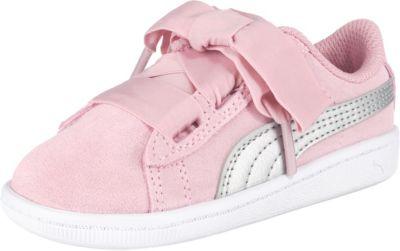 Baby Sneakers low VIKKY RIBBON AC INF für Mädchen, PUMA