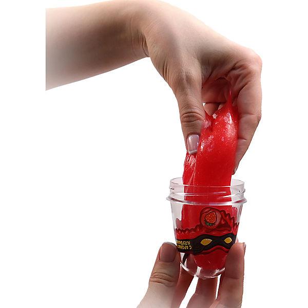 Лизун Slime Ninja с ароматом клубники