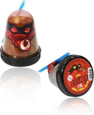 Лизун Slime Ninja с ароматом шоколада