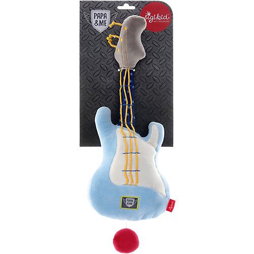 Мягкая игрушка Sigikid,  Гитара,  коллекция Папа & Я, 36 см от Sigikid